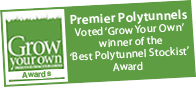 Grow your own award