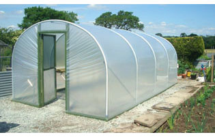 10ft x 20ft Dream Polytunnel