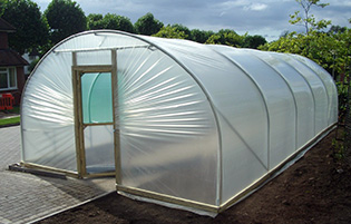 14ft x 30ft Dream Polytunnel