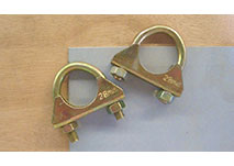 Anchor Plate Clamp to fit 28mm Tube
