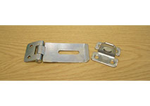 3.5-inch Hasp & Staple
