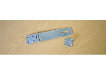 6-inch Hasp & Staple