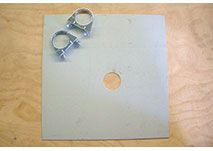 Anchor Plate to fit 50mm Tube