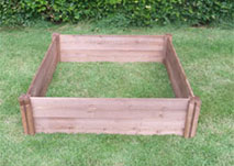 Big Square Raised Bed - Standard