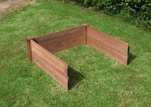 Classic Raised Bed - Standard - Additional Unit