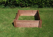 Classic Raised Bed - Standard