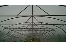 Crop Bar to fit 27ft Wide Polytunnel