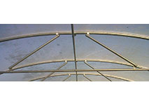 Crop Bar to fit 21ft Wide Polytunnel