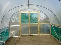 Double Doors and Door Frame for Garden Polytunnel & Polytunnel Doors | Polytunnel Accessories \u0026 Parts Online - Premier ...