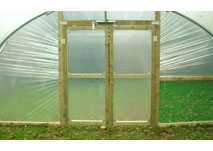 Polytunnel Doors
