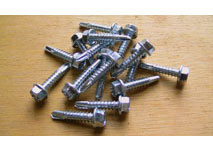 5.5 x 19 Self Drill Screws (Pack)