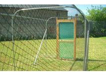 4m Wide Fruit Cage/Anti Bird Net