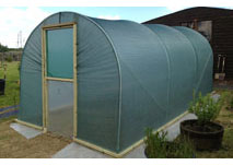Net Polytunnel Covers
