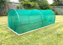 4ft x 12ft Shade Net Cloche