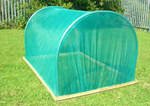 4ft x 8ft Shade Net Cloche