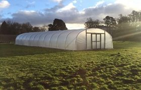 Planning Permission for Polytunnels