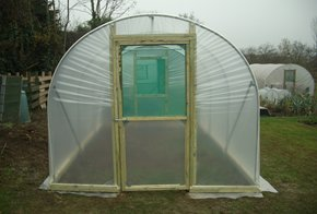 Allotment Polytunnel